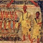 חציית ים סוף, דוּרָה אירופוס, מאה 3 לספירה