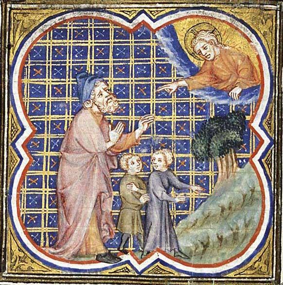 כתב יד של המקרא, 1372